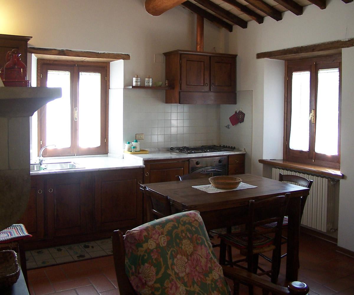 Appartamento la Cucina